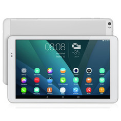 Планшет Huawei MediaPad T1 10 LTE 16Gb T1-A21L Silver (Qualcomm MSM8916 1.2 GHz/1024Mb/16Gb/3G/LTE/Wi-Fi/Bluetooth/Cam/9.6/1280x800/Android)