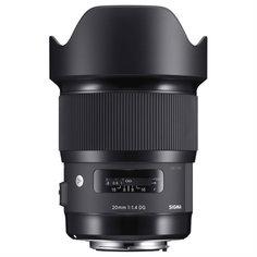 Объектив Sigma Canon AF 20 mm F/1.4 DG HSM Art EF