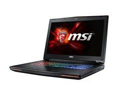 Ноутбук MSI GT72S 6QD-843RU 9S7-178211-843 (Intel Core i7-6700HQ 2.6 GHz/16384Mb/1000Gb + 128Gb SSD/DVD-RW/nVidia GeForce GTX 970M 3072Mb/Wi-Fi/Bluetooth/Cam/17.3/1920x1080/Windows 10 64-bit)