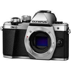 Фотоаппарат Olympus OM-D E-M10 Mark II Body Silver