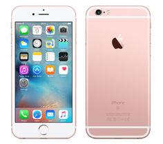 Сотовый телефон APPLE iPhone 6S - 32Gb Rose Gold MN122RU/A
