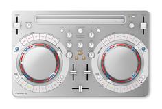Dj контроллер Pioneer DDJ-WeGO4 White
