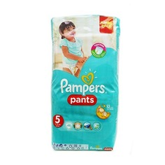 Подгузники Pampers Junior 12-18кг 48шт 4015400672906