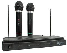 Радиомикрофон Defender MIC-155 Black 64155