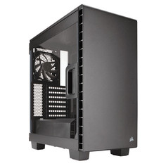 Корпус Corsair Carbide Series Clear 400C Black CC-9011081-WW