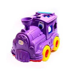 Сортер Orion Toys Паровозик-логика Кукушка 218
