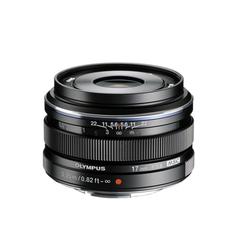 Объектив Olympus M.Zuiko Digital 17 mm f/1.8 for PEN Black*