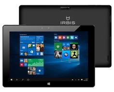 Планшет Irbis TW78 (Intel Atom Z3735G 1.33 GHz/2048Mb/32Gb/Intel HD Graphics/Wi-Fi/Bluetooth/Cam/10.1/1280x800/Windows 10)