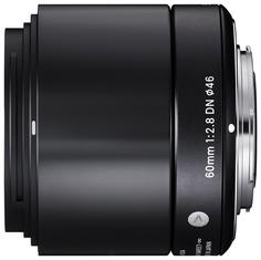 Объектив Sigma Sony E AF 60 mm F/2.8 DN ART for NEX Black