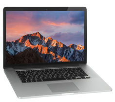 Ноутбук APPLE MacBook Pro 15 MJLQ2RU/A (Intel Core i7 2.2 GHz/16384Mb/256Gb/Intel Iris Pro/Wi-Fi/Bluetooth/Cam/15.4/2880x1800/Mac OS X)