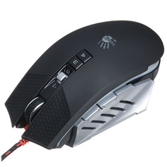 Мышь A4Tech Bloody Terminator TL60 Black-Grey USB