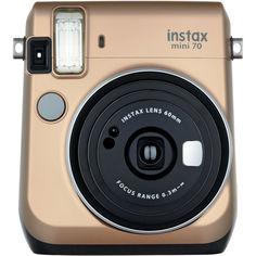 Фотоаппарат Fujifilm 70 Instax Mini Gold