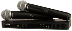 Радиомикрофон SHURE BLX288E/SM58