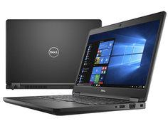 Ноутбук Dell Latitude 5480 5480-9194 (Intel Core i7-7820HQ 2.9 GHz/16384Mb/512Gb SSD/No ODD/nVidia GeForce 930MX 2048Mb/Wi-Fi/Bluetooth/Cam/14.0/1920x1080/Windows 10 64-bit)