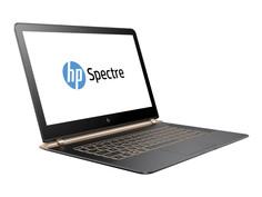 Ноутбук HP Spectre 13 13-v104ur 1DM60EA (Intel Core i7-7500U 2.7 GHz/8192Mb/512Gb SSD/DVD-RW/Intel HD Graphics 620/Wi-Fi/Bluetooth/Cam/13.3/3840x2160/Windows 10 64-bit) Hewlett Packard