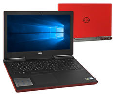 Ноутбук Dell Inspiron 7567 7567-9330 (Intel Core i5-7300HQ 2.5 GHz/8192Mb/1000Gb + 8Gb SSD/nVidia GeForce GTX 1050 4096Mb/Wi-Fi/Cam/15.6/1920x1080/Windows 10 64-bit)