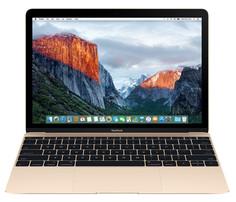 Ноутбук APPLE MacBook 12 Gold MNYK2RU/A (Intel Core m3 1.2 GHz/8192Mb/256Gb/Intel HD Graphics 615/Wi-Fi/Bluetooth/Cam/12.0/2304x1440/macOS Sierra)