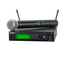 Радиомикрофон SHURE SLX24E/58 L4E