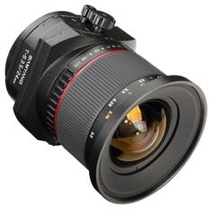 Объектив Samyang Nikon MF T-S 24 mm F/3.5 AS ED UMC