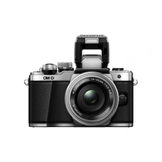 Фотоаппарат Olympus OM-D E-M10 Mark II Pancake Kit 14-42 mm F/3.5-5.6 EZ Silver
