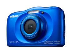 Фотоаппарат Nikon Coolpix W100 Blue