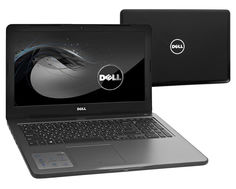 Ноутбук Dell Inspiron 5567 5567-2655 (Intel Core i7-7500U 2.7GHz/8192Mb/1000Gb/DVD-RW/AMD Radeon R7 M445 4096Mb/Wi-Fi/Bluetooth/Cam/15.6/1920x1080/Windows 10 64-bit)