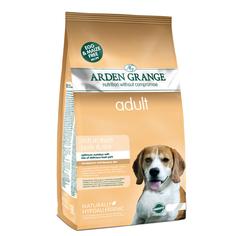 Корм Arden Grange со свининой и рисом 2kg для взрослых собак AG626286
