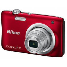 Фотоаппарат Nikon Coolpix A100 Red