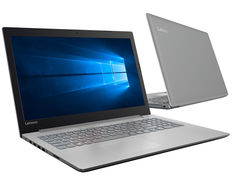 Ноутбук Lenovo IdeaPad 320-15IAP 80XR001BRK (Intel Celeron N3350 1.1 GHz/4096Mb/500Gb/No ODD/Intel HD Graphics/Wi-Fi/Bluetooth/Cam/15.6/1366x768/Windows 10 64-bit)