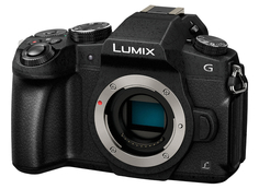 Фотоаппарат Panasonic DMC-G80 Body Lumix