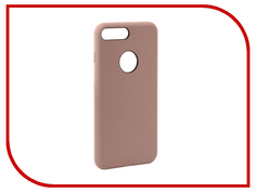 Аксессуар Чехол ROCK Touch Series Silicone для iPhone 7 Plus RPC1153 Light Purple