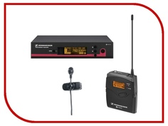 Радиомикрофон Sennheiser EW 122 G3-B-X