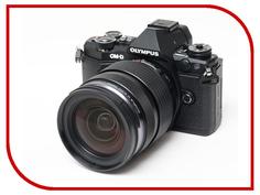 Фотоаппарат Olympus OM-D E-M5 Mark II Kit 12-40 mm F/2.8 Black