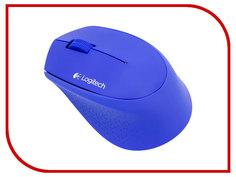 Мышь Logitech M280 Blue 910-004294 / 910-004290