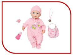 Кукла Zapf Creation Baby Annabell 794-821