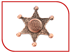 Спиннер Omlook Metal Sheriff Bronze