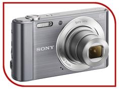 Фотоаппарат Sony DSC-W810 Cyber-Shot Silver