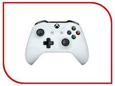 Аксессуар Геймпад Microsoft XBOX One Wireless Controller White TF5-00004