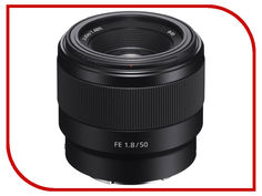 Объектив Sony SEL50F18F 50 mm F/1.8 F for NEX*
