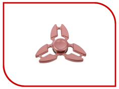 Спиннер Aojiate Toys Finger Spinner Metal Pointed Red RV572