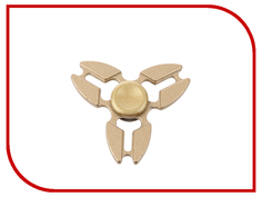 Спиннер Aojiate Toys Finger Spinner Metal Pointed Gold RV572