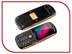 Сотовый телефон Ginzzu R1D Black