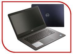 Ноутбук Dell Vostro 5468 5468-9026 (Intel Core i3-6006U 2.0 GHz/4096Mb/500Gb/No ODD/Intel HD Graphics/Wi-Fi/Cam/14.0/1366x768/Windows 10 64-bit)
