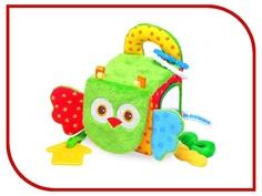 игрушка Мякиши Кубик Сова 307