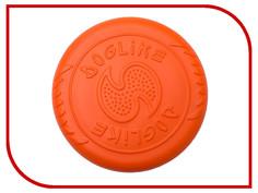 Игрушка Doglike Тарелка летающая большая Orange