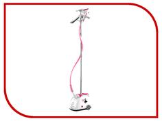 Отпариватель Delta LUX DL-858PS White-Pink