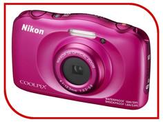 Фотоаппарат Nikon Coolpix W100 Pink