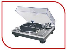 Проигрыватель виниловых дисков Audio-Technica AT-LP120 USB HS10 Silver