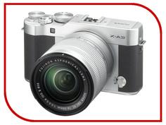 Фотоаппарат FujiFilm X-A3 Kit XC 16-50 mm f/3.5-5.6 OIS II Silver