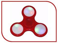 Спиннер Fidget Spinner / Megamind М7262 LED light Red